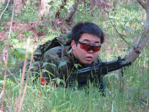 三沢の戦場に野獣先輩降臨