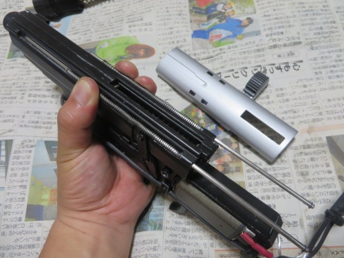 ARES PPSh-41を分解&調整
