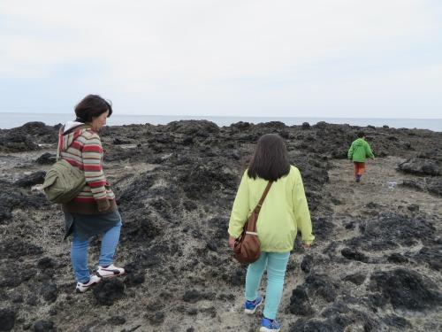 津軽半島の秘穴を探し求めて・・・
