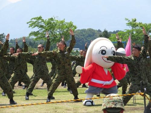 えびの駐屯地祭2017