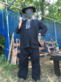 暑い夏の季節をベトコン装備で戦え!