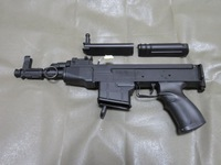 ARES VZ-58Sを分解