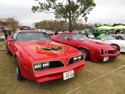 旧車の祭典 カーフェスタ宮崎in都農2017