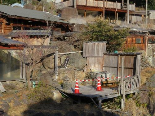 霧島温泉の奥地にあった魔境