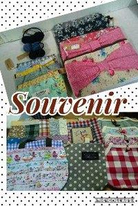 作品紹介 **souvenir**