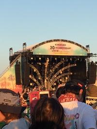 ゴブクロ20周年ライブに行ってきました!