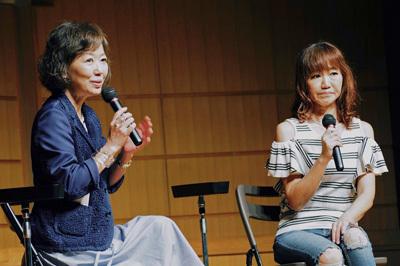 浅田美代子さん講演会ご報告