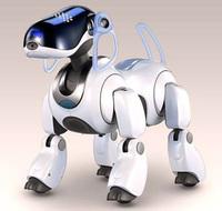 ロボット犬アイボ 人工知能を身につけて復活??