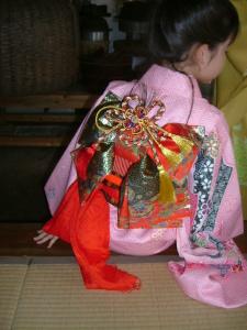 美々津で着物イベント