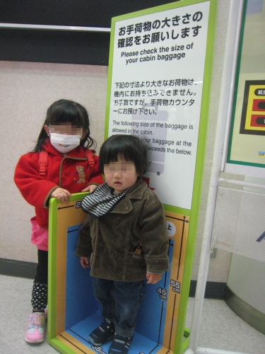 宮崎空港にヒンドゥスタン?