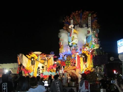 三沢祭り2011 その1