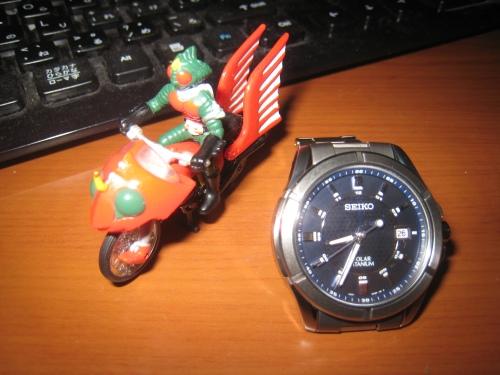 時計買いました