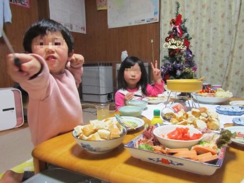 三沢で過ごすクリスマスイブ