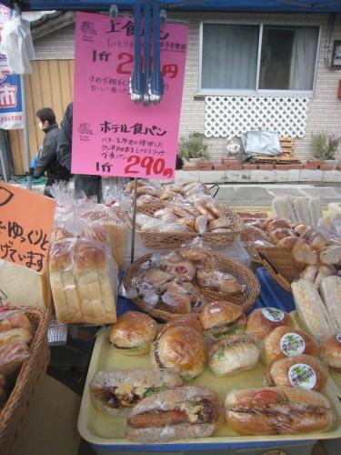 川南の軽トラ市は美味しい!