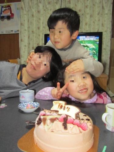あと何年、三沢で娘の誕生日を迎えるのか