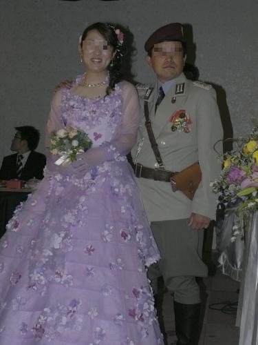何回目の結婚記念日なのか忘れました