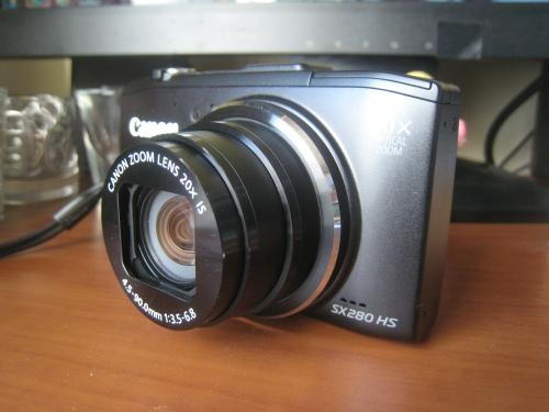 嫁がカメラ買ってくれた!