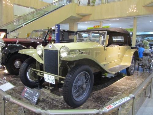 日本自動車博物館其の壱