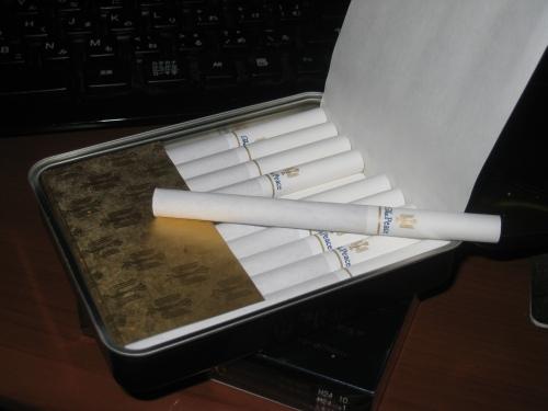 たまには贅沢な煙草を吸いたい