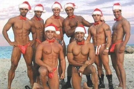 クリスマスは楽しいなぁ(棒読み)w