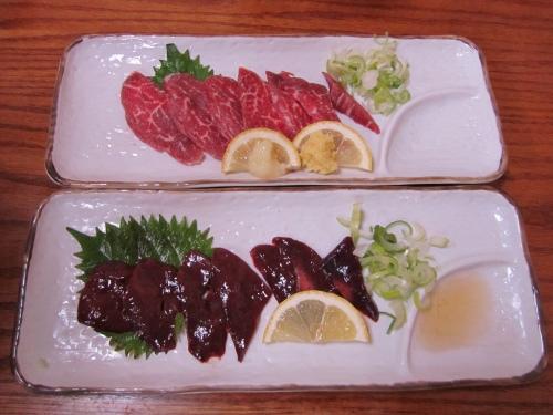 三沢の街のお気に入りの食い物屋