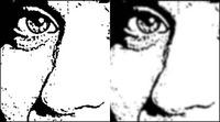 簡単に「写真を線画に変換する」方法(3)