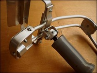 3軸ジンバルの作成は、ゆっくり正確に作る。