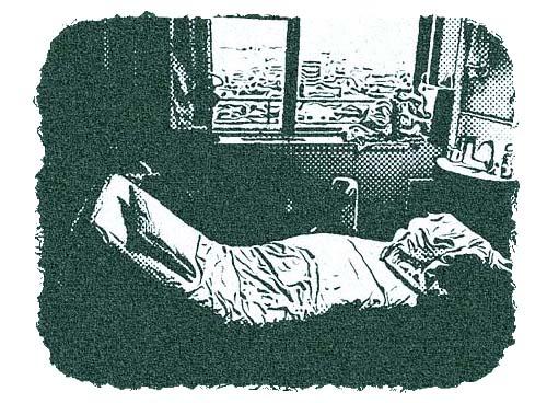 ヒッチコックの映画に、「裏窓」という映画があります。