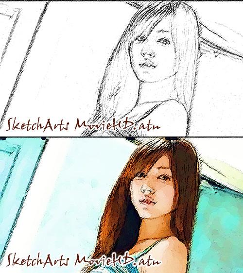 SketchArts movieHD.atn test#5