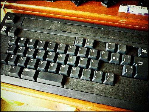 使い勝手の良いキーボード