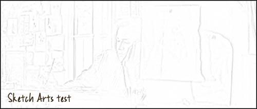 画像の中にあるデータを最大限に線画として抽出できるか。