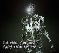 Bryce3Dで作る、スチールウーマン。