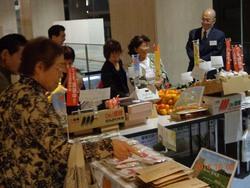在京宮崎市人会 食のPR