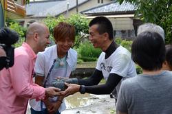 NHK『キッチンが走る!』が取材に来ました