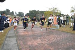 第2回清武SOKKENマラソンリレー大会