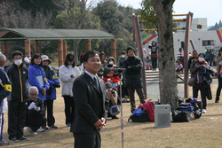 第1回清武 SOKKENマラソンリレー大会