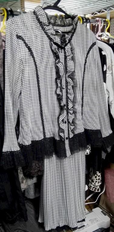 春秋スーツ