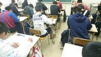 統一模試お疲れ様 2017/11/13 23:30:00