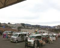 高千穂軽トラ朝市 ありがとうございました