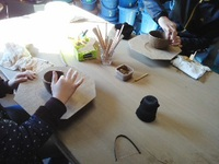 「陶芸教室☆」