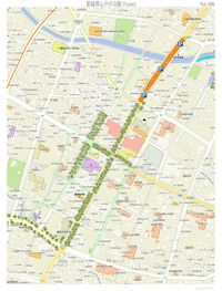 4-16[仮想プラン]大王通線を中央通り(10号線)の市内代替線に