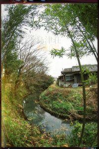 島津荘水流百景-017 / 甲斐元町