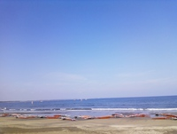 青島でランニング~