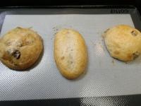朝焼きパン