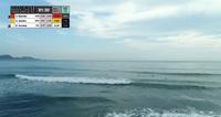 宮崎で今、サーフィン世界ジュニア大会やってます!