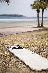 サーファーの美しいボディを手に入れる方法