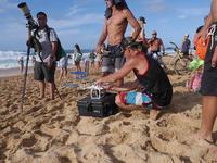 サーフィン動画は空撮の時代