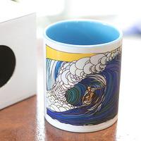 パイプラインの特製マグカップ