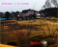 3年連続の奇跡! 北諸カップ初日 試合結果 2018/03/03 18:52:48