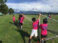 5チーム集結の練習試合